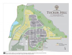 Tucker Hill Community Map