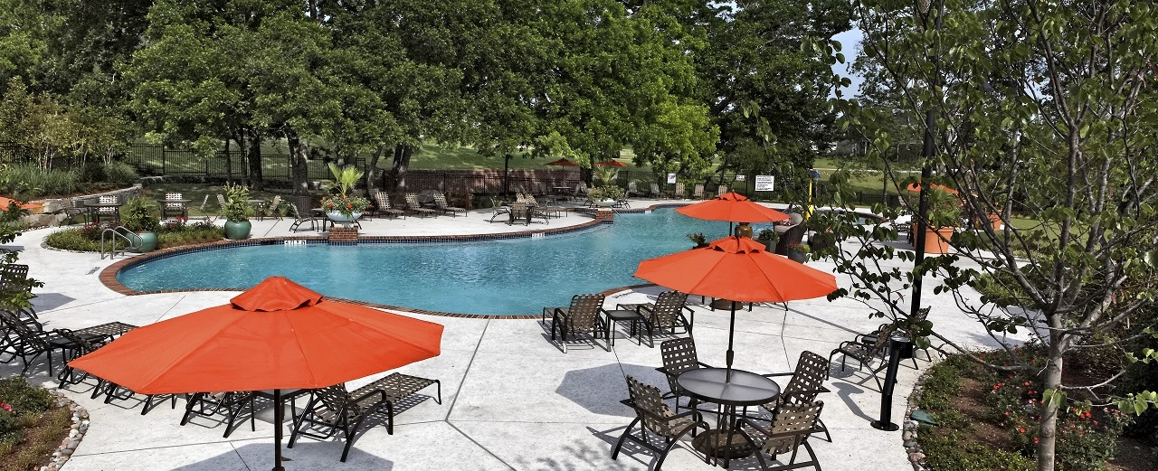 Tucker Hill Resort-Style Pool