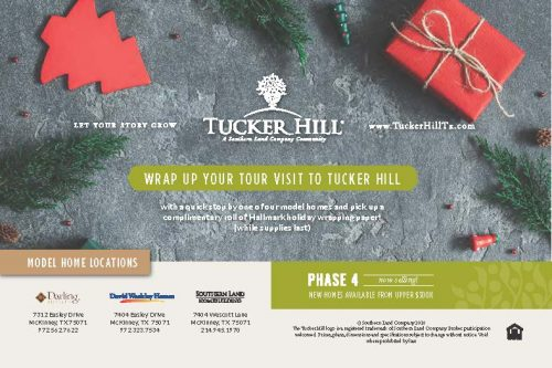 Tucker Hill Home Featured in Holiday Tour