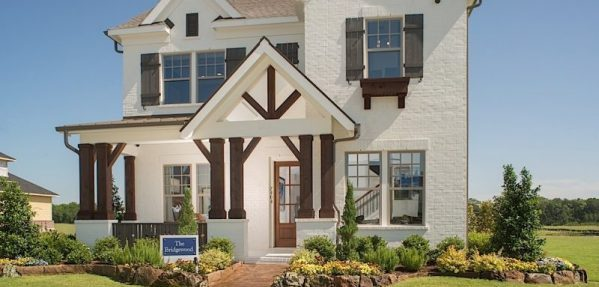 David Weekley's Phase 4 Model Home in Tucker Hill, McKinney